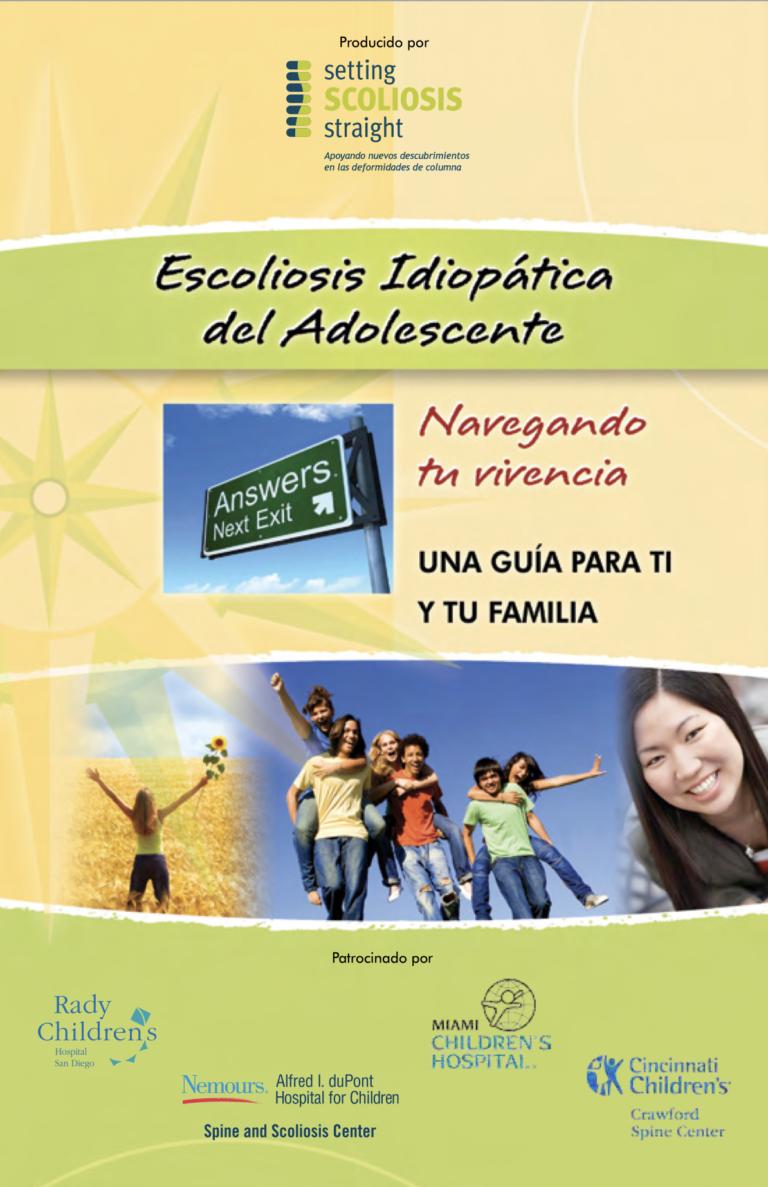 Manual sobre escoliosis idiopática del adolescente
