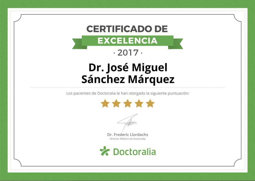 Dr. Sánchez Márquez - Doctoralia