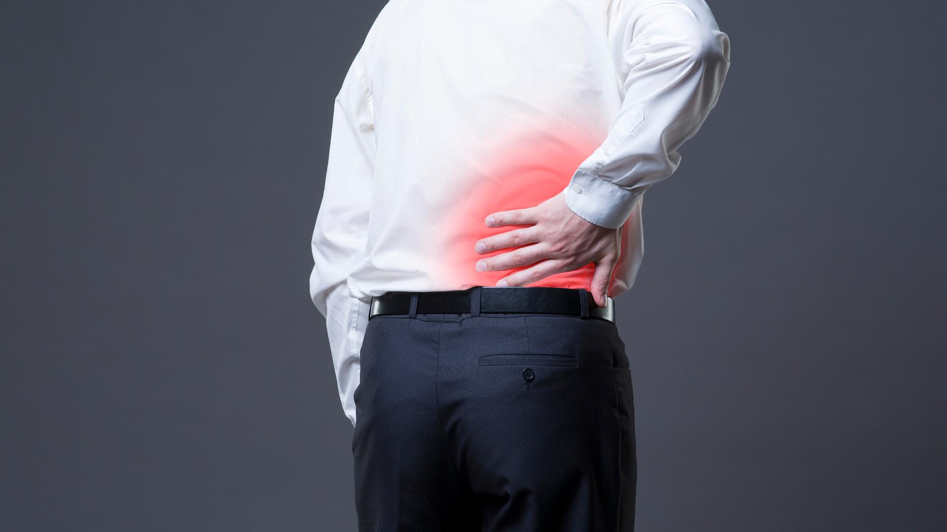 Dolor del nervio ciático
