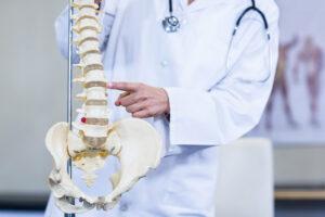 Lesiones de médula espinal