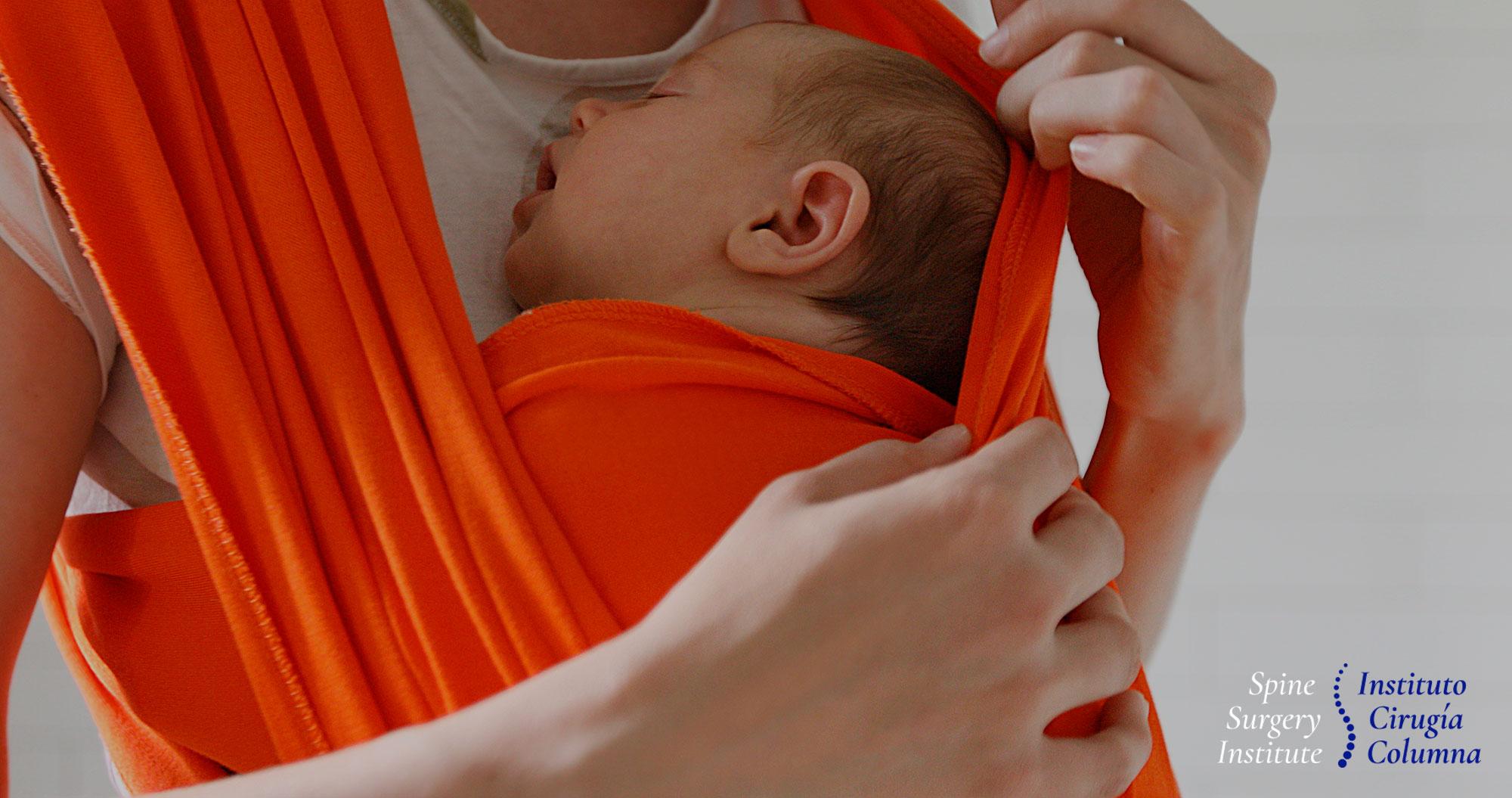 Porteo ergonómico de bebés: ¡hazlo bien!