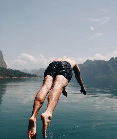 zambullidas en verano: mucho cuidado con las lesiones